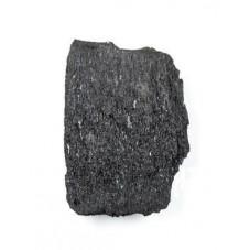 Roche volcanique noire