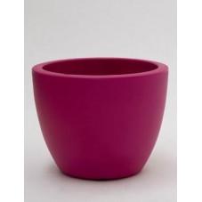 Pot décoratif - fuchsia