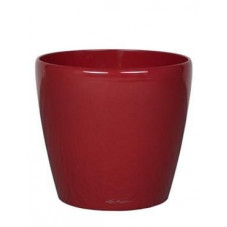 Pot décoratif - rouge
