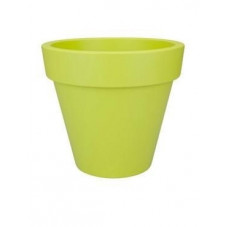 Pot décoratif - vert pomme