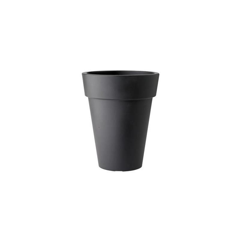 Pots décoratifs - noir