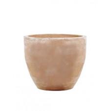 pot décoratif - terre cuite