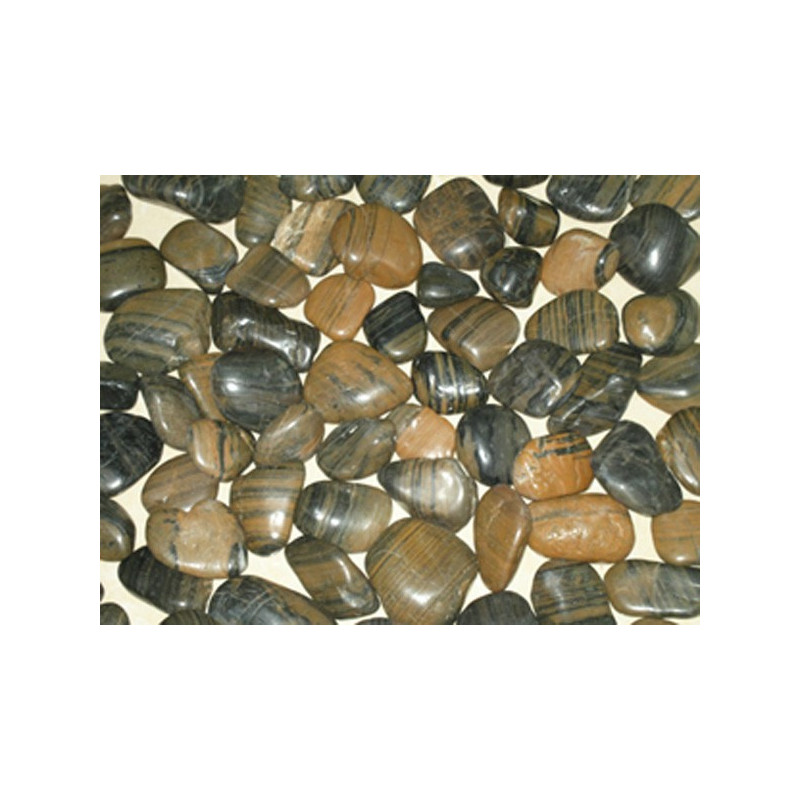 Vente de galets gris for Jardin gris new orleans