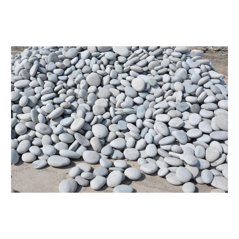 Galets gris d'Aude 3/6 cm