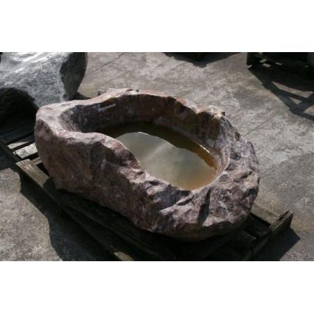 Roche solitaire bassin 470kg   MO29