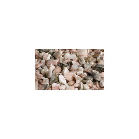 """Gravillons déco """"rose arctique"""" 1/3cm"""